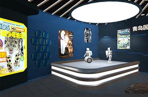 VR机器人展馆